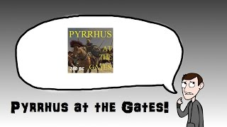 Total War: Rome 2 - Pyrrhus at the Gates Mod!