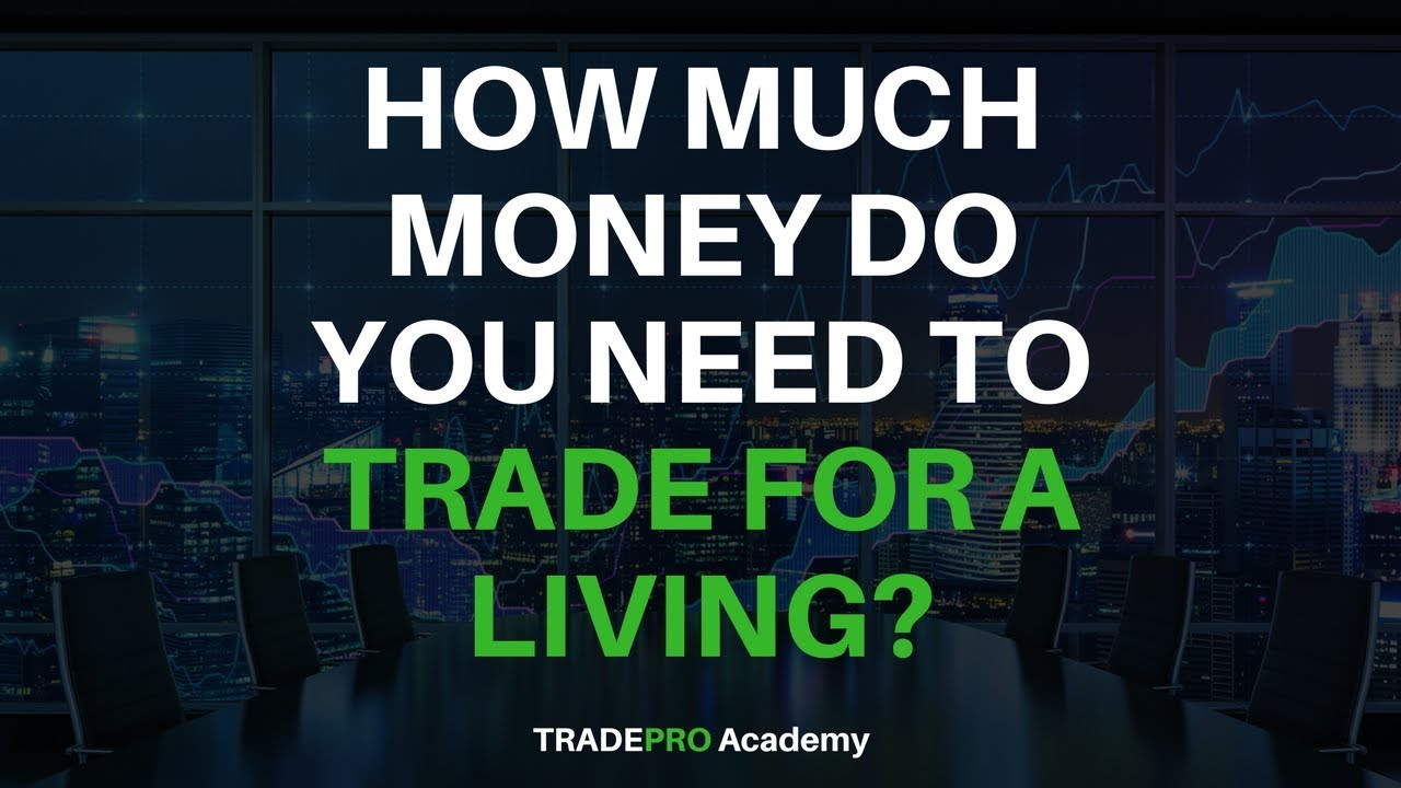 How much money do i need to trade options