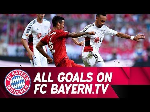 FC Bayern - Bayer Leverkusen | Highlights on FC BAYERN.TV
