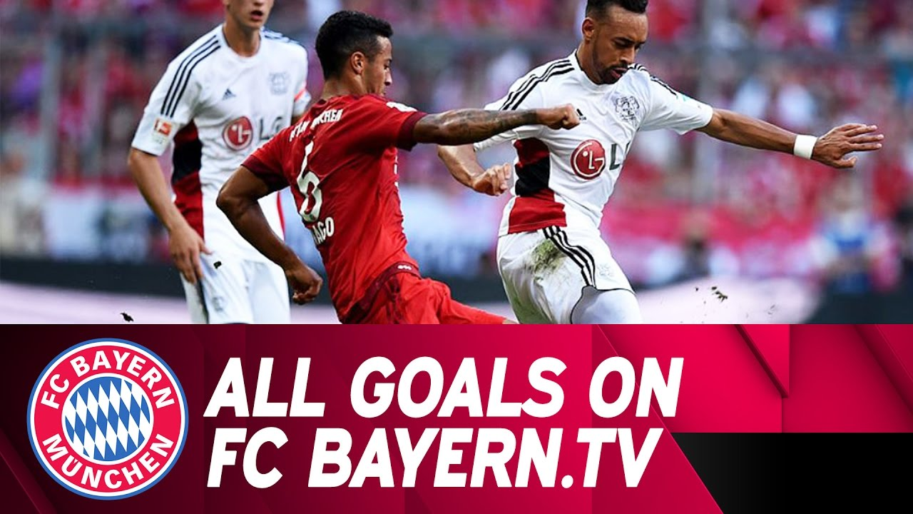 bayern leverkusen highlights