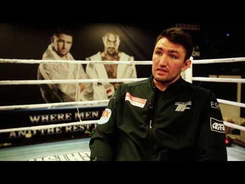 Hughie Fury | Rising Boxing Star on Trans World Sport