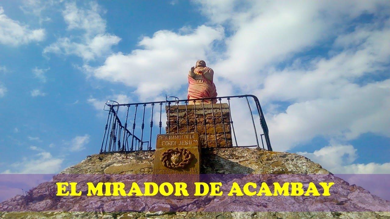 El mirador de acambay estado de mexico youtube for El mirador de villalbilla