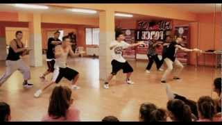 Kid Ink - All Star Choreography by BrownStyle Motion