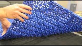Zinger Aluminium Crate Accessories: Drain Through Floor Mats