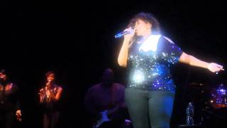 "Kelly Price ""Friend of Mine"" Both Versions LIVE, Ritz Theatre, Elizabeth NJ"