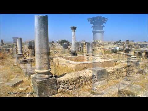 Volubilis - antique ville Romaine au Maroc