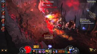Diablo 3 - Paragon Leveling & Farming Route - Amazing XP (RoS 2.0.4)