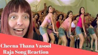 Cheena Thana Vasool Raja - AMERICAN REACTION!