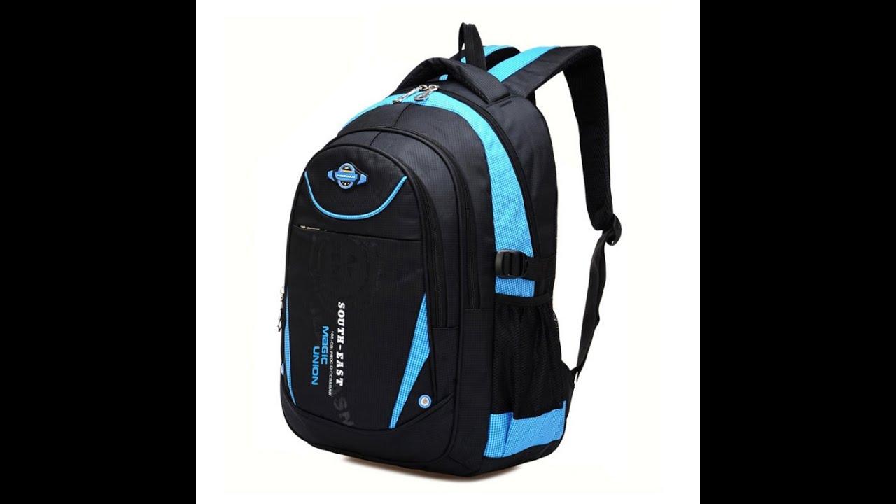 721706d04a9b Отличный школьный рюкзак для сына с ALIEXPRESS. Excellent school bag for my  son to ALIEXPRESS.
