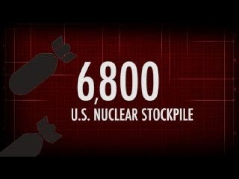 How large is America's nuclear arsenal?