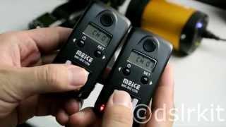 meike wireless ttl flash trigger mk rc10n for nikon