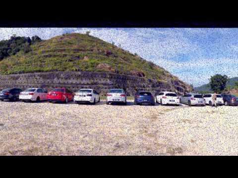 Volkswagen Jetta Club & Volkswagen Klang Crows Fraser's Hill Trip (13.Oct.2013)