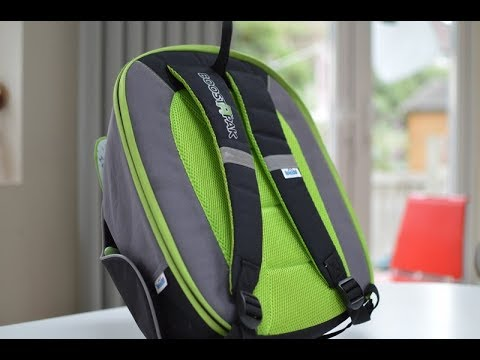 Trunki BoostApak Portable Car Seat Review - 1 Year On