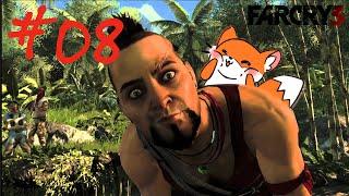 Zagrajmy w Far Cry 3 odc.8 (znajdźki ,posterunki i misje poboczne) Epickie yiff'y z krzaczka