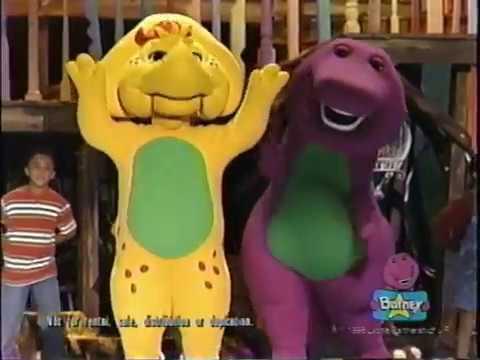 Barney's Big Surprise - Screener VHS