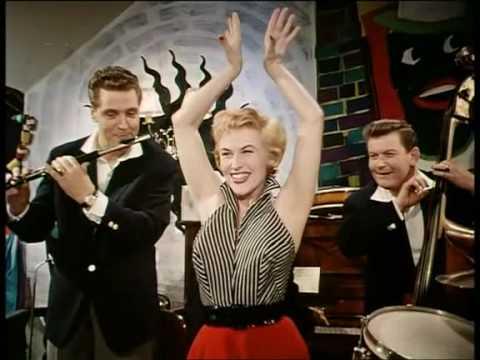 Bibi Johns  Kannst du schon den Calypso 1957