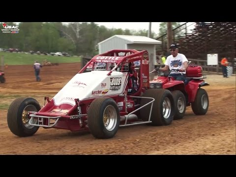 USAC Weekly Warmup: April 20, 2017 (Plymouth & Montpelier)