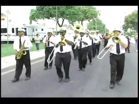 New Orleans Traditional Jazz When The Saints Go Marching In Youtube