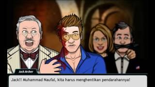 Criminal Case World Edition Kasus#56 : Detik Akhir Kegelapan # tangkap pembunuh