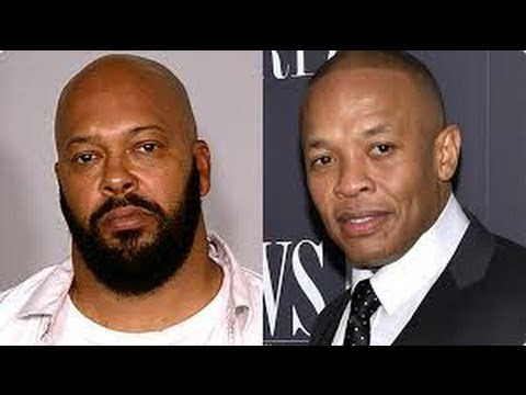 Dr Dre and Suge Knight:  What Straight Outta Compton didn't tell you