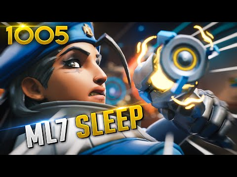 The *FASTEST* ML7 SLEEP EVER!? | Overwatch Daily Moments Ep. 1005 (Funny And Random Moments)