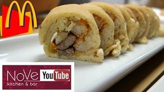 Will It Sushi? - McDonald's Breakfast