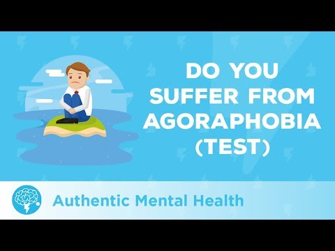 Do You Suffer From Agoraphobia? (TEST) Mp3