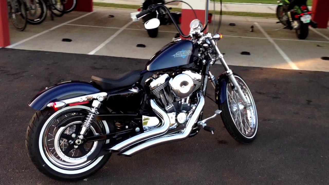 Harley Sportster 72 Big Radius