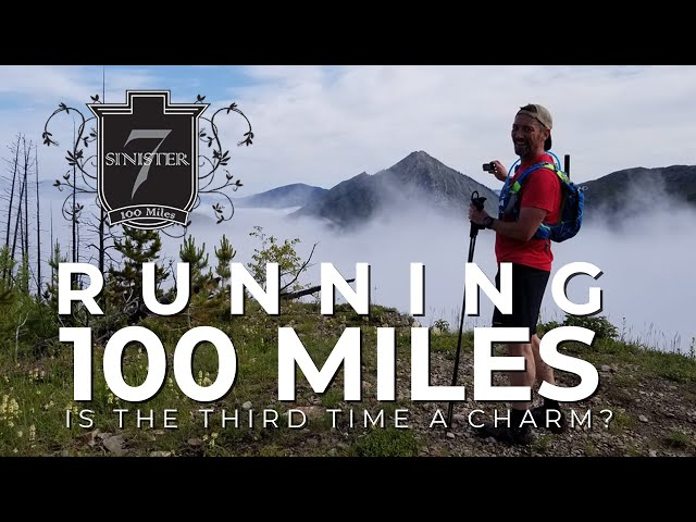 Running 100 miles... again! - The Sinister 7