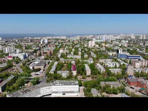Железнодорожный район г.Самара #Samara #Russia