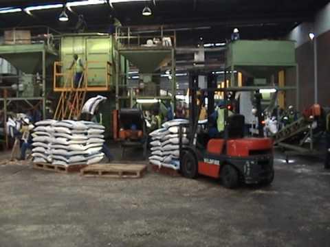 PROFERT 3 x BAGGING LINES - BAG AND BULK BAGGING MACHINES