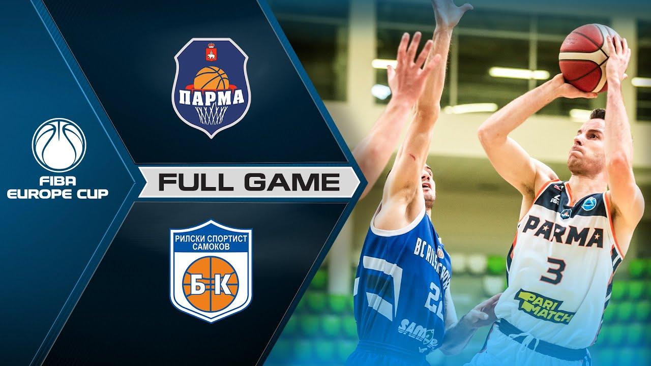 BC Parma v Rilski Sportist | Full Game - FIBA Europe Cup 2020-21