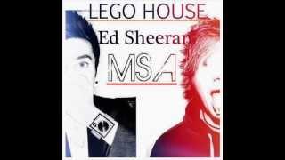 Ed Sheeran - Lego House (MSA House Remix)