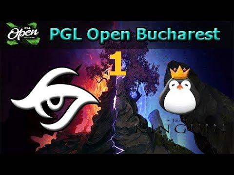 Secret vs Kinguin Game 1 | Group Stage | EU Qualifier | PGL Open Bucharest