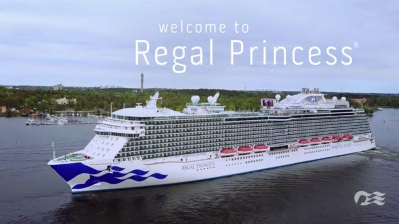 Regal Princess   Cruise Ships - Princess Cruises