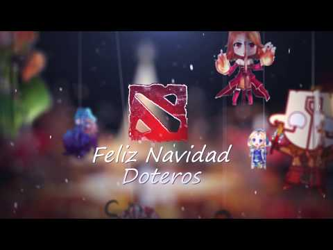 DOTA 2 // Wallpaper Engine // FreeCopyright Download Feliz Navidad Dota