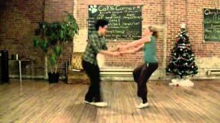 Lindy Hop: Alain Wong & Lunou Samson-Poirot (Jumpin