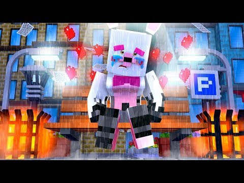 """FNAF SONG """"Mangle's Love Song"""" OFFICIAL MUSIC VIDEO