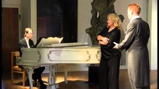 Franz Lehár: duet Lippen Schweigen (Hanna and Danilo)
