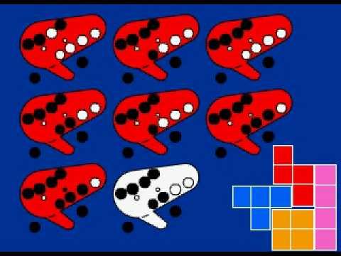 Tetris: Ocarina tutorial 12 hole