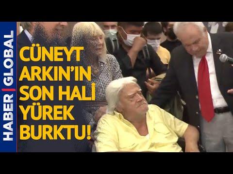 Cüneyt Arkın'ın Son Hali Yürek Burktu!