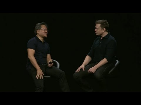 Elon Musk interview with NVIDIA CEO Jen-Hsun Huang at GTC 2015