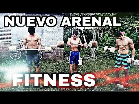 Nuevo Arenal Fitness | Home Gym Motivation | Costa Rica