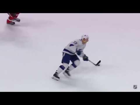 Yanni Gourde OT Goal VS. Senators 11/4/18