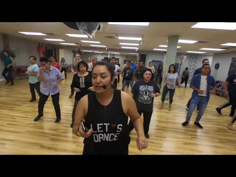 BACHATA GROUP LESSONS ALPHA MIDWAY DANCE STUDIO DALLAS (2019)