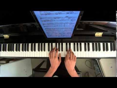 RCM Piano 2015 Grade 5 Study No.10 Burgmuller Sweet Sorrow Op.100 No.16 By Alan