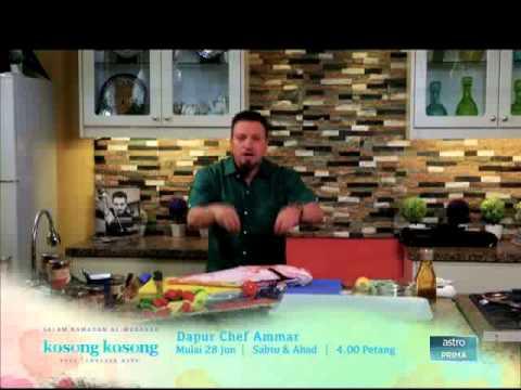 Promo Dapur Chef Ammar