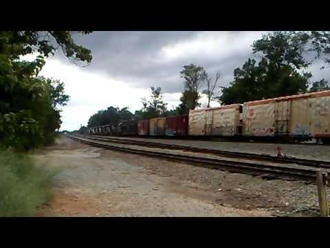 Rail fanning Greensboro NC UNCG.