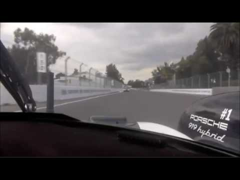 6 Hours of Mexico | Porsche #1 Onboard