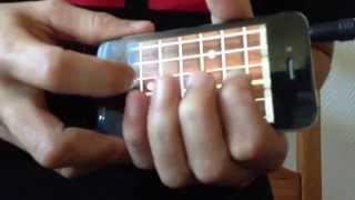 iPhone Pocket Guitar: Metallica - Nothing else matters (sol